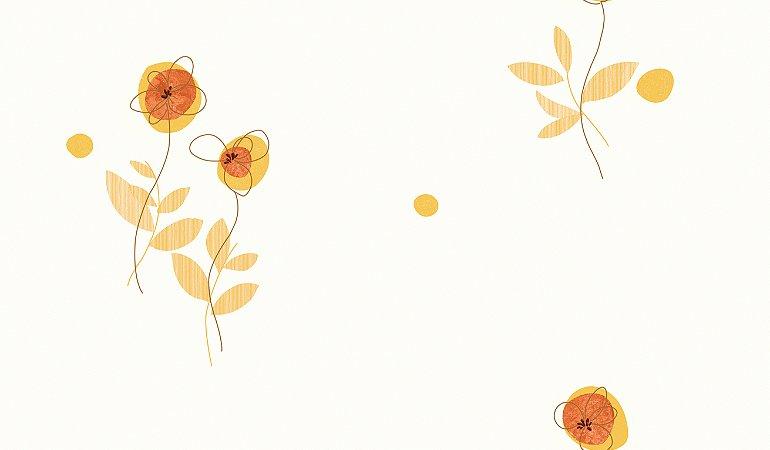 Papel de parede Iris cod. 6654-1