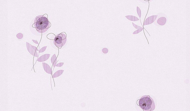 Papel de parede Iris cod. 6654-3