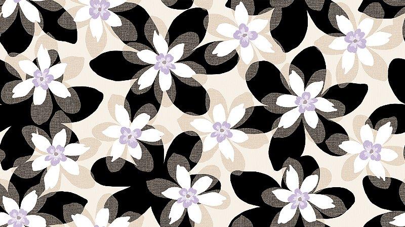 Papel de parede Iris cod. 6657-3