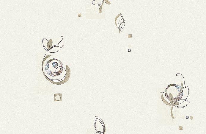Papel de parede Iris cod. 6663-2