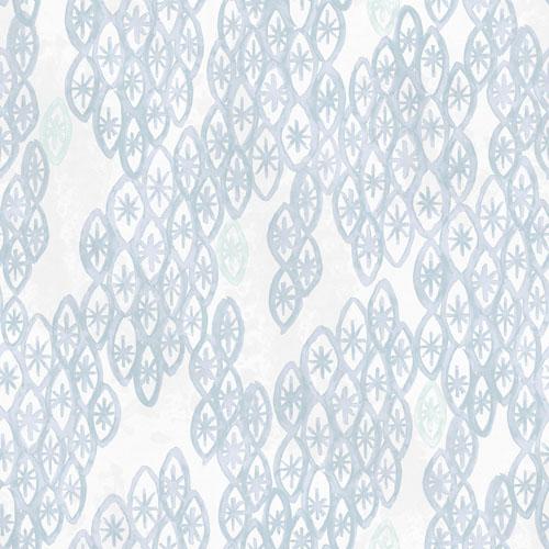 Papel de parede Aqua Living  cód. AQ86653
