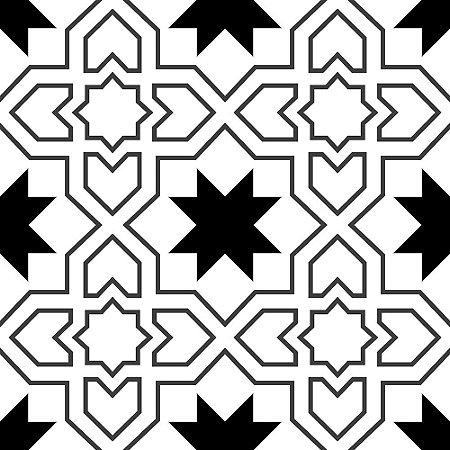 Papel de parede Line Art código MT779009