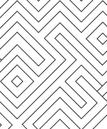 Papel de parede Line Art código MT779010