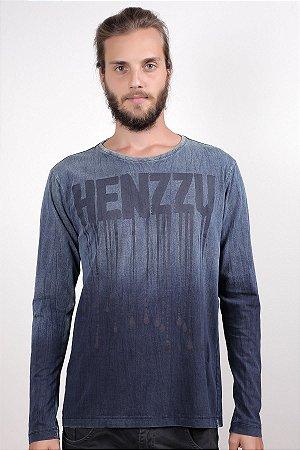 T-shirt ML Indigo