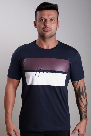 CAMISETA HENZZU TWO STRIPES