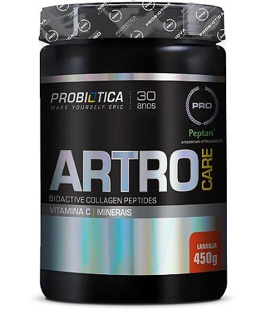Artro Care - 450g - Laranja - Probiótica