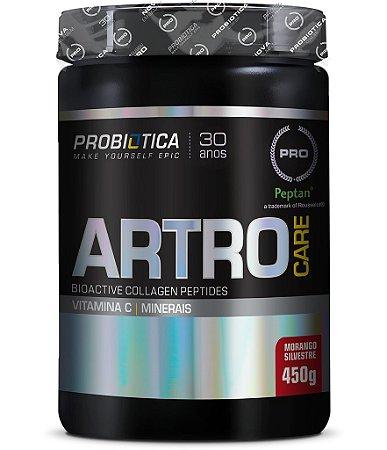 Artro Care - 450g - Morango - Probiótica