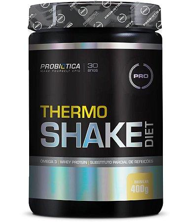 Thermo Shake Diet - 400g - Baunilha - Probiótica