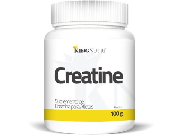 Creatine - 100g - King Nutri
