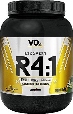Recovery R4:1 - 1000g - Limão - Integralmédica