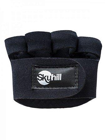Palmar com dedo - Preto - Tamanho M - Skyhill