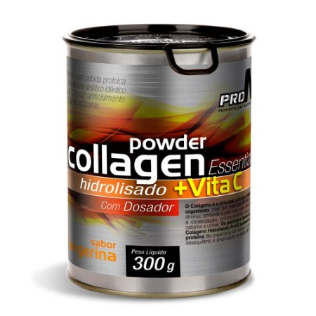 Essential Collagen Powder - 300g - Tangerina - ProN2