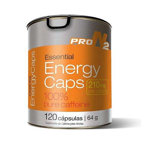 Essential Energy Caps - 120 cápsulas - Pron2
