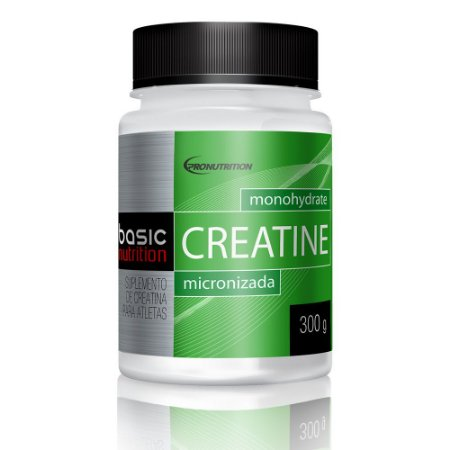 Creatine - 300g - Basic Nutrition