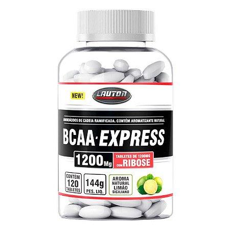 BCAA EXPRESS - 120 tabletes - Lauton Nutrition