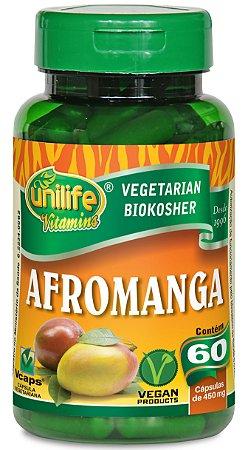 Afromanga - 60 cápsulas - Unilife Vitamins