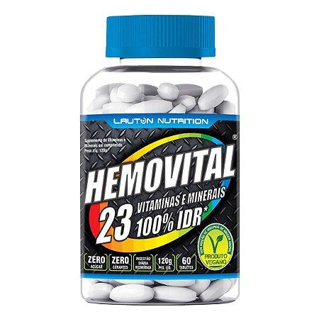 Hemovital - 60 tabletes - Lauton Nutrition