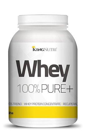 Whey 100% Pure+ - 908g - Baunilha - King Nutri