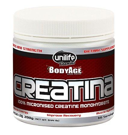 Creatina - 200g - Unilife Vitamins