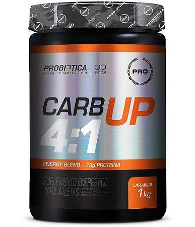 CARB UP 4:1 - 1000g - Laranja - Probiótica