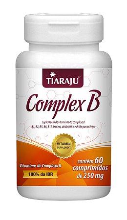 Complex B - 60 comprimidos - Tiaraju