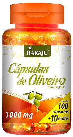 Cápsulas de Oliveira - 110+10 cápsulas - Tiaraju
