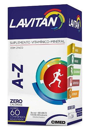A-Z - 60 comprimidos - Lavitan Vitaminas