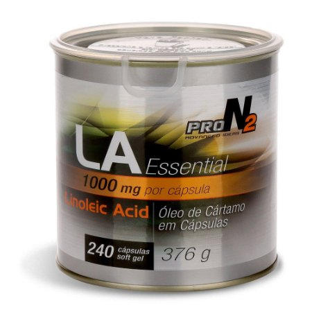 LA Essential - 240 cápsulas - ProN2