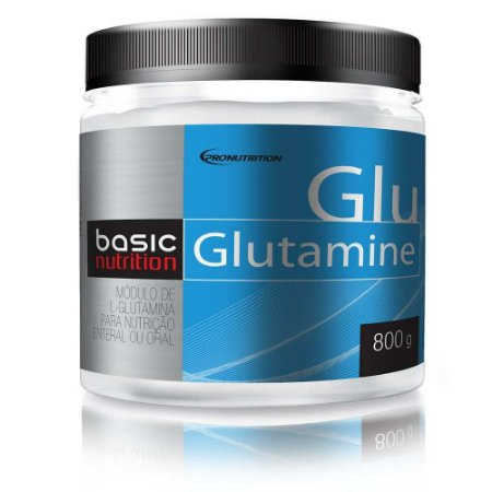 Glutamine - 800g - Basic Nutrition