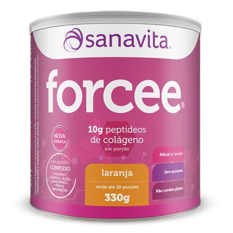Forcee - 330g - Laranja - Sanavita