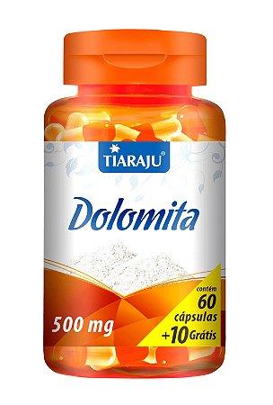 Dolomita - 60+10 cápsulas - Tiaraju