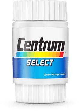 Select - 30 comprimidos - Centrum