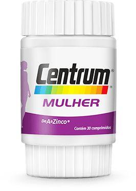 Mulher - 30 comprimidos - Centrum