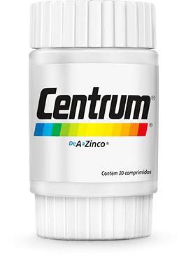 De A a Zinco - 30 comprimidos - Centrum