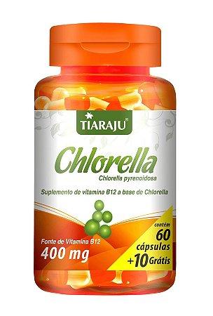 Chlorella - 60+10 cápsulas - Tiaraju