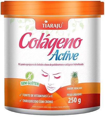 Colágeno Active - 250g - Abacaxi - Tiaraju