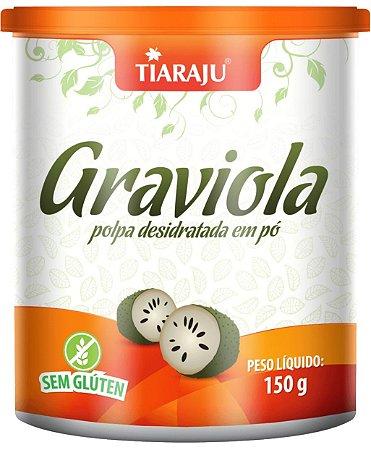 Graviola Desidratada - 150g - Tiaraju
