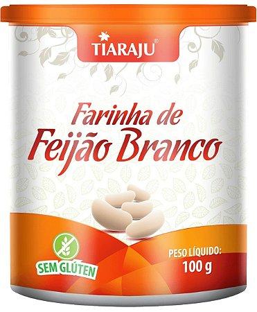 Farinha de Feijão Branco - 100g - Tiaraju