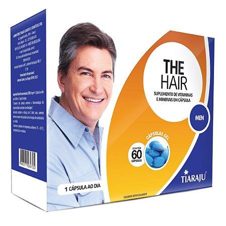 The Hair Homem - 60 cápsulas - Tiaraju