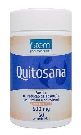 Quitosana - 60 comprimidos - Stem Pharmaceutical