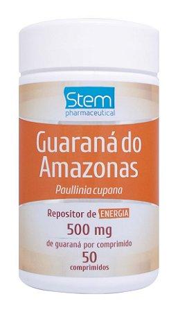 Guaraná do Amazonas - 50 comprimidos - Stem Pharmaceutical