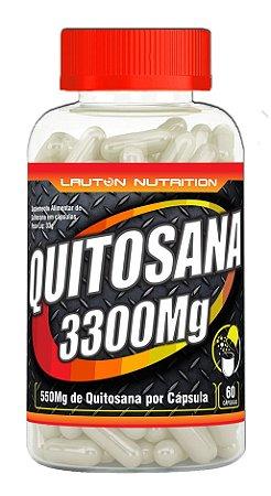 Quitosana 3300mg - 60 cápsulas - Lauton Nutrition