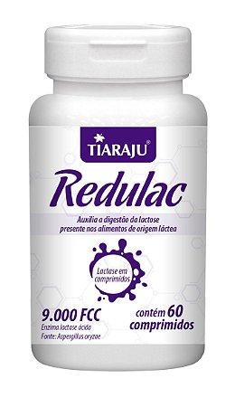 Redulac Lactase 9000 FCC - 60 comprimidos - Tiaraju