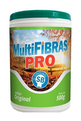 Multifibras PRO - 500g - Original - Apisnutri