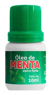 Óleo de Menta Extra Forte - 10ml - Apisnutri