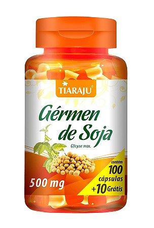 Gérmen de Soja - 100+10 cápsulas - Tiaraju