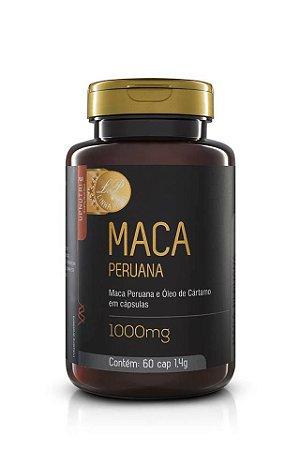 Maca Peruana com Óleo de Cártamo - 60 cápsulas - Upnutri