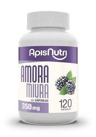 Amora Miura - 120 cápsulas - Apisnutri