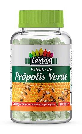 Extrato de Própolis Verde - 120 cápsulas - Lauton Naturals