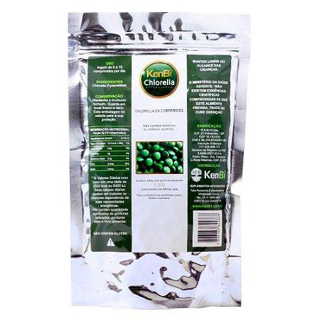 Chlorella Pyrenoidosa - 1200 comprimidos - KenBi